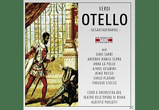 Coro E Orch.Del Teatro Dell'OP - Otello  - (CD)