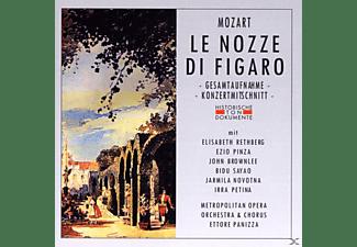 Metropolitan Opera Orchestra & Chorus - Le Nozze Di Figaro (Ga)  - (CD)