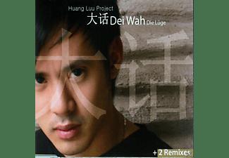 Huang Luu Project - Dei Wah (Die Lüge)  - (Maxi Single CD)