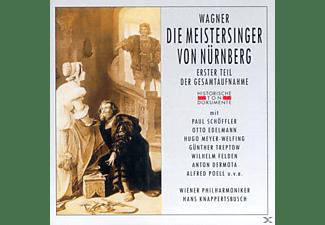 Wpo - Die Meistersinger Von Nürnberg  - (CD)