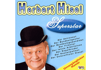 Herbert Hisel - Superstar  - (CD)