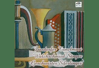 Siferlinger - Tanzlmusi, Lieder, Jodler  - (CD)