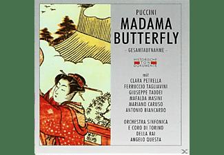 Orch.Sinf.E Coro Di Torino Della RAI - Madama Butterfly  - (CD)