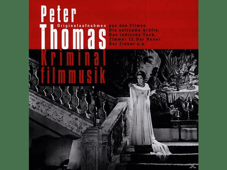 Peter Thomas - Kriminalfilm Musik [CD]
