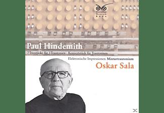 Oskar Sala - Elektronische Impressionen  - (CD)