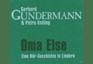 Gerhard Gundermann - Oma Else  - (CD)