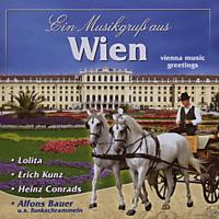 VARIOUS - Ein Musikgruß Aus Wien, Folge 1 [CD]