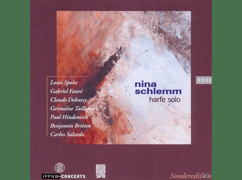 Nina Schlemm - Harfe Solo [CD]