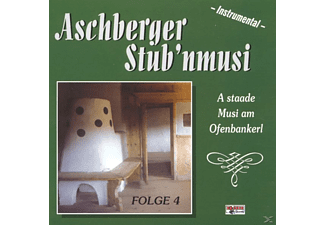 Aschberger Stub'nmusi - A Staade Musi Am Ofenbankerl 4  - (CD)