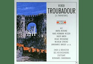 Chor+Or.Reichssender Stuttgart - Il Trovatore (Ga, Deutsch)  - (CD)