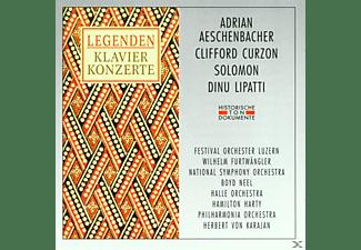 Aeschenbacher - Legenden-Curzon/Solomon/Lipat  - (CD)