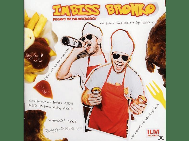 King Orgasmus One - Bronko Im Kalorienreich [CD]