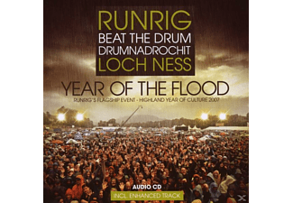 Runrig - YEAR OF THE FLOOD (ENHANCED)  - (CD EXTRA/Enhanced)