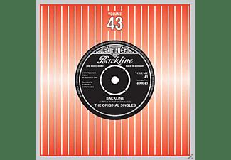 VARIOUS - Backline Vol.43  - (CD)