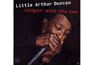 Little Arthur Duncan - Singin' With The Sun - (CD)