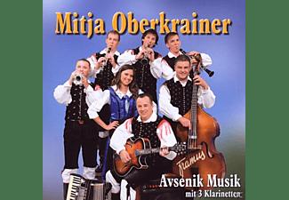 Mitja Oberkrainer - Avsenik Musik Mit Drei Klarinetten  - (CD)