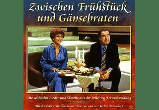 Ebert, Margot & Quermann, Heinz - Zwischen Frühstück Und Gänsebraten  - (CD)