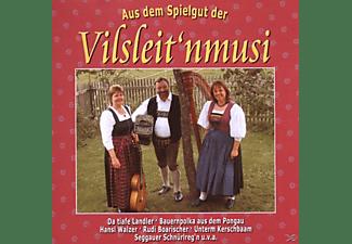 Vilsleit'nmusi - Aus Dem Spielgut Der Vilsleit'nmusi  - (CD)