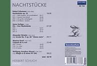 Herbert Schuch - Nachtstücke [CD]