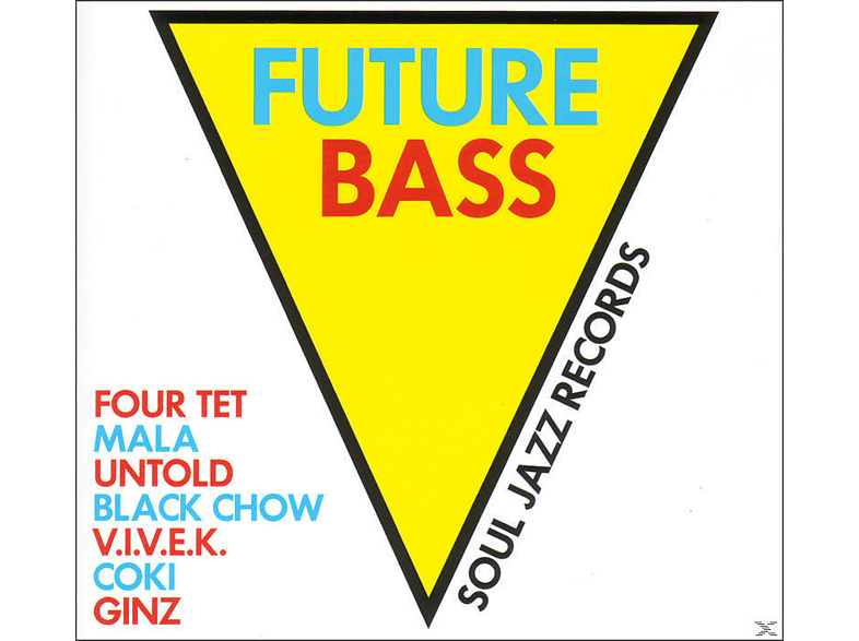 VARIOUS - Future Bass -Deluxe- [CD]