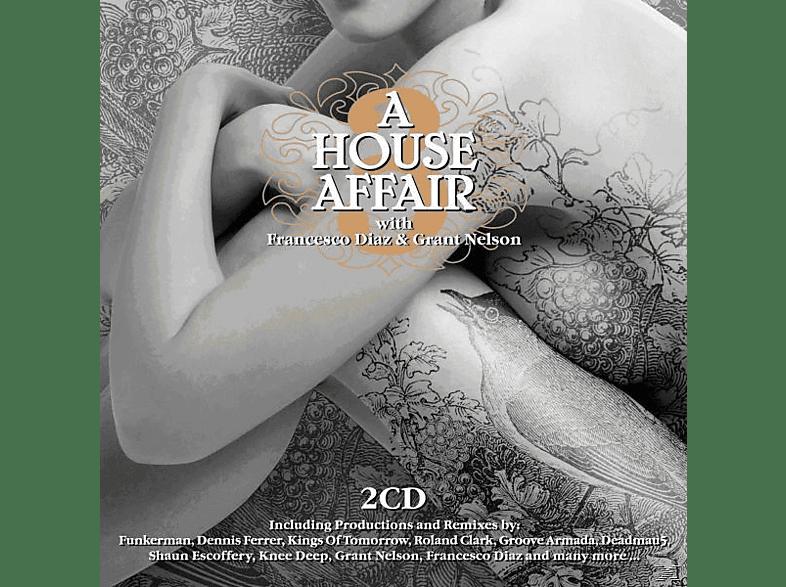 VARIOUS/DIAZ,FRANCESCO/NELSON,GRANT - A House Affair Vol.3 [CD]