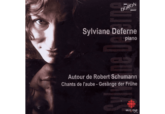 Sylviane Deferne, VARIOUS - Rund um Robert Schumann - (CD)