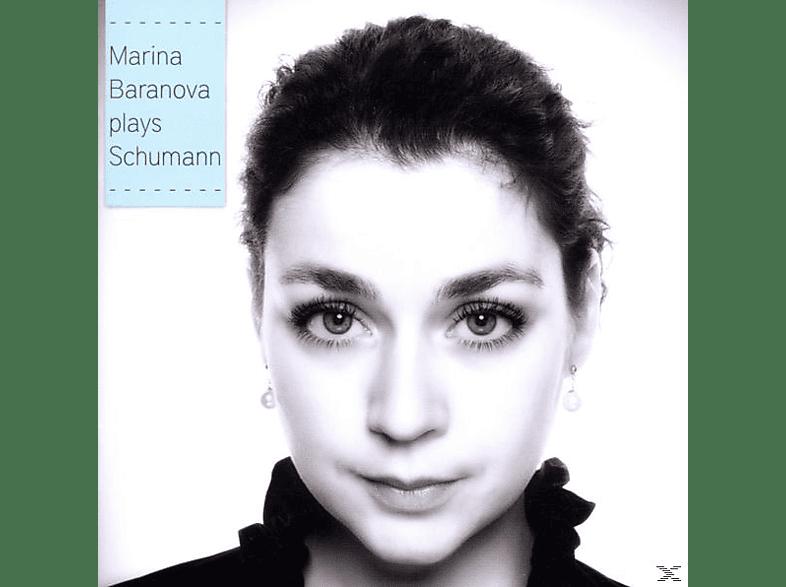 Marina Baranova - Plays Schumann [CD]