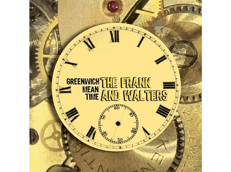 The Frank And Walters - Greenwich Mean Time [CD]