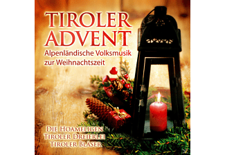 VARIOUS - Tiroler Advent-Alpenländische Volksmusik  - (CD)