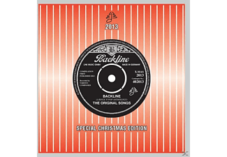 VARIOUS - Backline Xmas Edition 2013  - (CD)