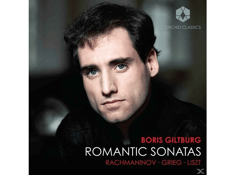Boris Giltburg - Romantic Sonatas [CD]