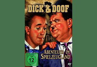 Abenteuer Im Spielzeugland DVD