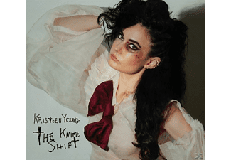 Kristeen Young - The Knife Shift  - (CD)