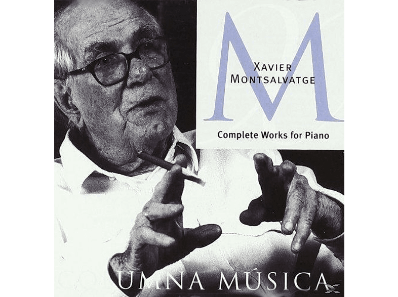 Xavier Montsalvatge - Piano integral [CD]