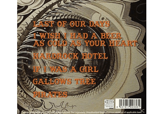 The Legendary - Pirates  - (CD)