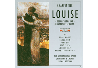 Chor & Orch.D.Met.New York - Louise - (CD)