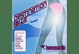 Christian Hornbostel - housepacific-destination ibiza  - (CD)