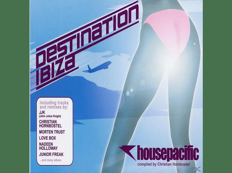 Christian Hornbostel - housepacific-destination ibiza [CD]