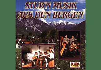 VARIOUS - Stubenmusik Aus Den Bergen 1  - (CD)