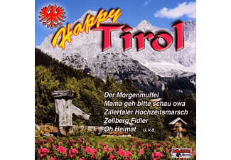 VARIOUS - Happy Tirol  - (CD)