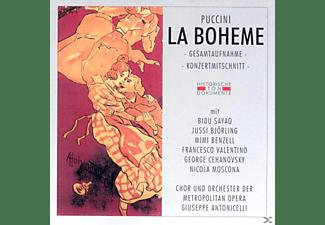 Chor U.Orch.D.Metrop.Opera - La Boheme  - (CD)