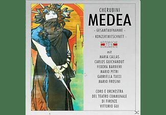 Coro E Orch.Del Teatro Com.Di - Medea  - (CD)