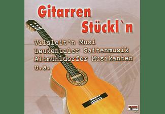 VARIOUS - Gitarren Stückl'n  - (CD)