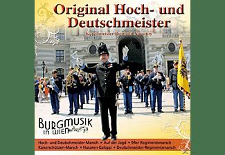 Orig. Hoch- Und Deutschmeister - Burgmusik in Wien  - (CD)