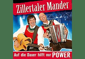 Zillertaler Mer - Auf die Dauer hilft nur Power  - (CD)