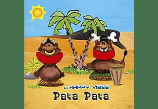 Dj Happy Vibes - Pata Pata  - (CD)