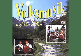 VARIOUS - Volksmusik Auf Der Alm  - (CD)