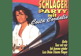 Costa Cordalis - Schlagerparty Mit  - (CD)