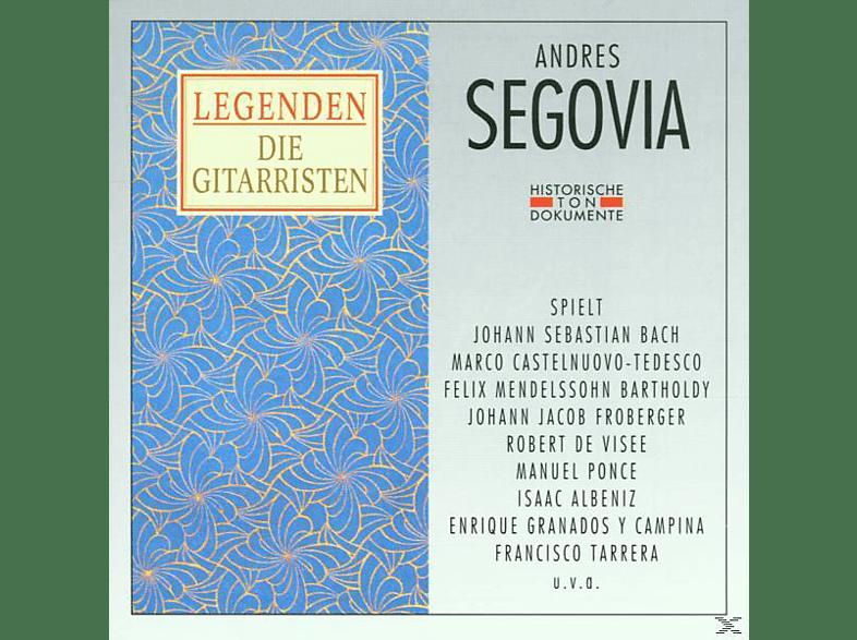 Andrés Segovia - Segovia, Andres [CD]