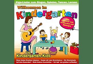 Die Kindergarten-kids - Willkommen im Kindergarten  - (CD)